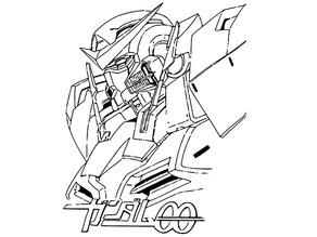 Gundam stencil 2