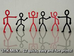 'Stik Men'