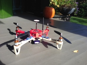 Crossfire Quadcopter for Thing-O-Matic