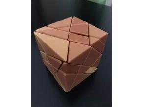 3x3x5 Axis Cube