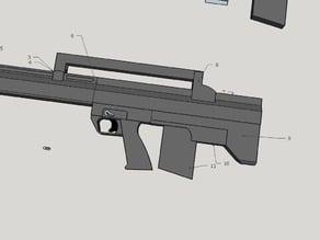 mgs v skull unit gun