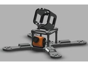 Wicked-1X mini quad frame - true x 200mm