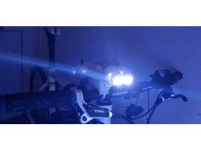 Action Bicycle Light