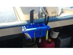 Fishing Boat Cockpit Organizer