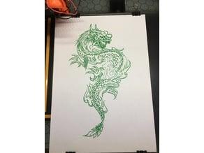 Drawing Dragoon