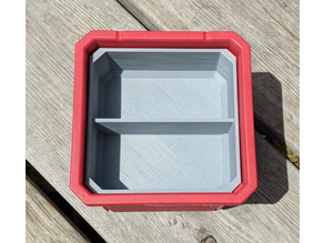 Milwaukee Packout Organizer Nesting Cup