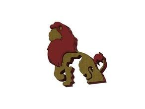 Simba Young/Adult