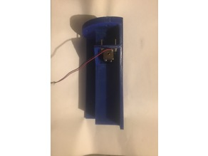 Geocache PET blocker (solenoid) / Geocache PET bloqueur (gâche électrique)