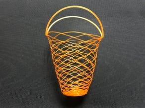 Kirigami Basket