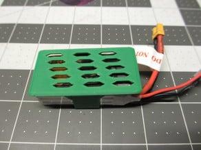 Tattu 3S 3 Cell 650mAh Lipo battery cover