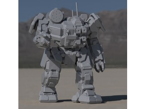 TDR-5SE Thunderbolt for Battletech