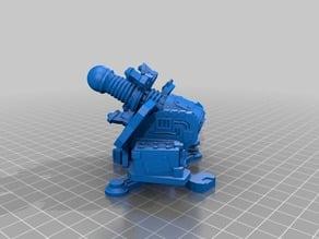 GrotMek's Trakta Gun (Warehammer 40K)