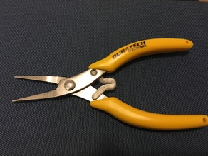 Replacement spring for Duratech pliers