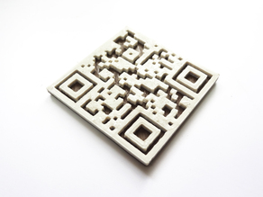 QR Code - Inventer-3D website