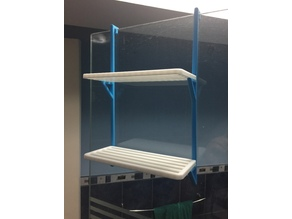 Hanging tray for Shower