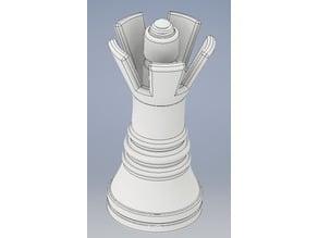 Schach: Königin / Chess: Queen