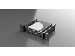 6 inch rack - 2 x SSD