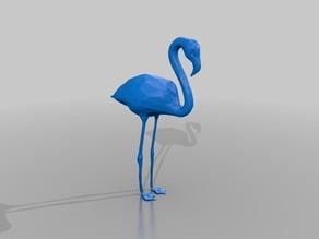 Glad-Flamingo