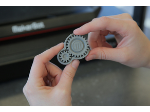 MakerBot Fidget Gear