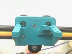 Flex3Drive 3rd gen mount for CR-10