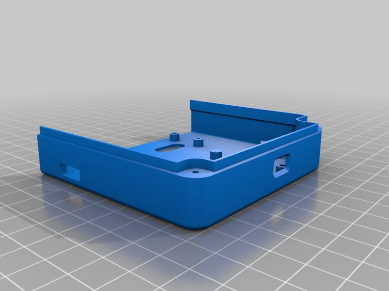 PiGRRL 2 - Raspberry Pi Game Console by adafruit - Thingiverse