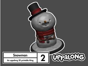 Snowman Decoration and Ornament