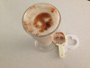 Coffee and Cappuccino Stencils