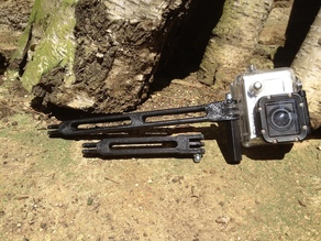 Gopro extension 120 and 200mm