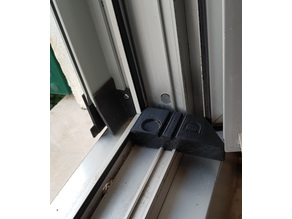 Blocca Finestre / Lock Open Windows