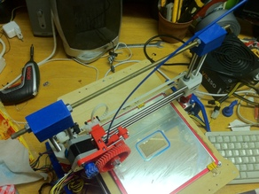 Printrbot and Wallace Z axis stabiliser