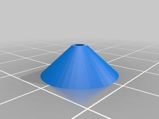 Filament Bend Prevention Cone-Customizable!