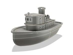 RC Tugboat