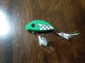 Lipless Crankbait / Solid3d fishing