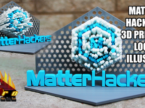 Matter Hackers Illusion Logo
