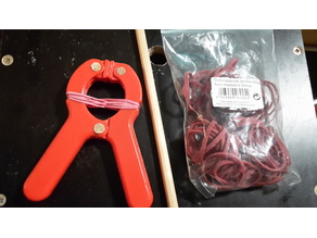 Glue clamp/Leim Klemme