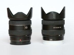 Lens Hood for Sony SAL24105 or Minolta AF 24-105mm F3.5-4.5 D