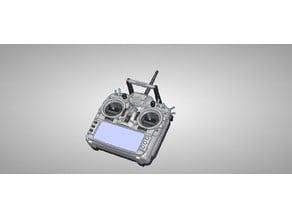 Monitor mounting bracket for Taranis X9D