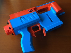 Rektify - Fully Automatic Foam Dart Blaster