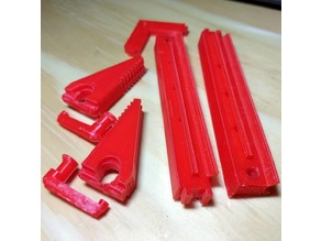 Snapmaker Laser CNC Align and Fix jig (v.2)