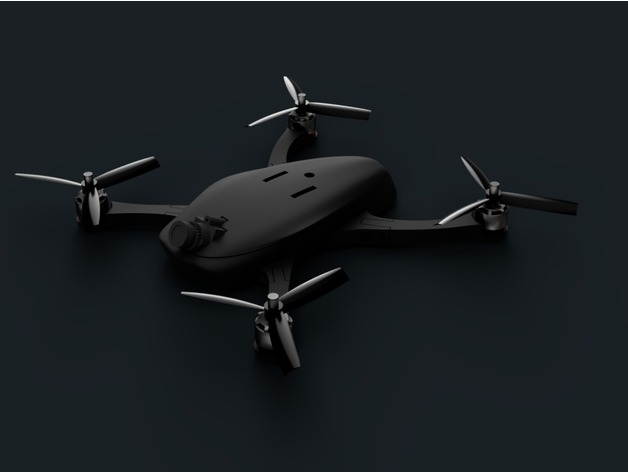 MiniBird 130 Quadcopter