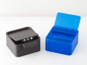 Magnetic Locking Box