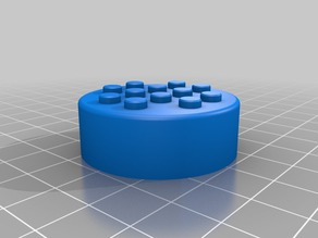 Lego dimmer knobs
