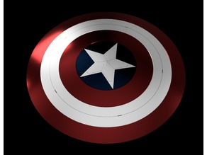 Captain America Shield Endgame