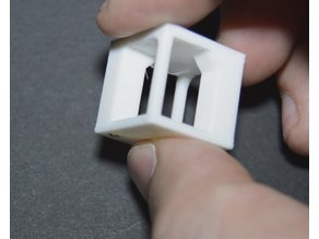 Fanduct Test Cube
