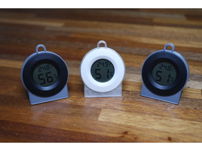 Temperature Humidity Meter Stand