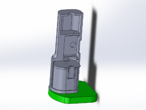 Ryobi Battery Sleeve with Switches for Model Rocketry