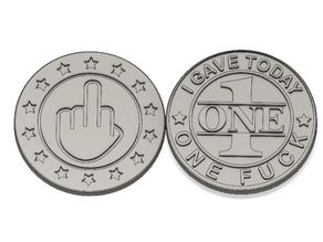 F**K to Give coin