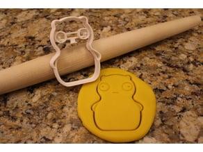 Kuchi Kopi Cookie Cutter - Bob's Burgers Cookie Cutter