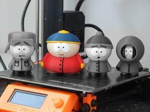 South Park Crew - Cartman (multi-material)