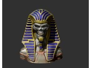 Undead Pharao bust